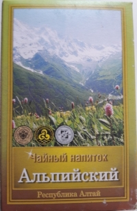 Чайный напиток Альпийский